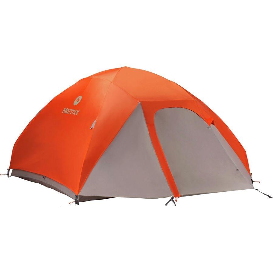 Marmot Tungsten 4p Tent: 4-Person 3-Season
