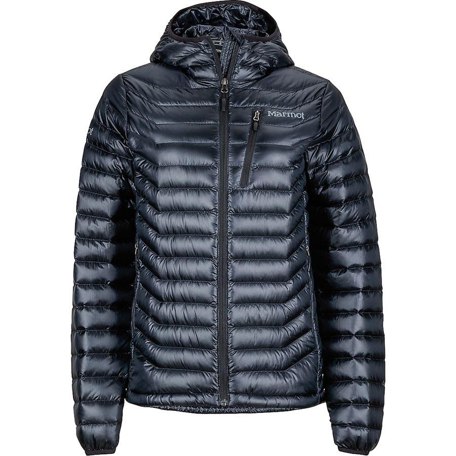 marmot quasar hooded down jacket women 39 s