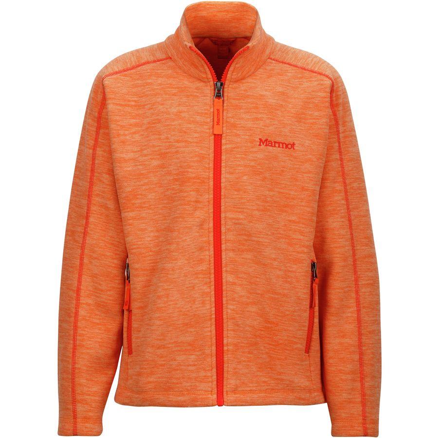 Marmot Lassen Fleece Jacket - Girls