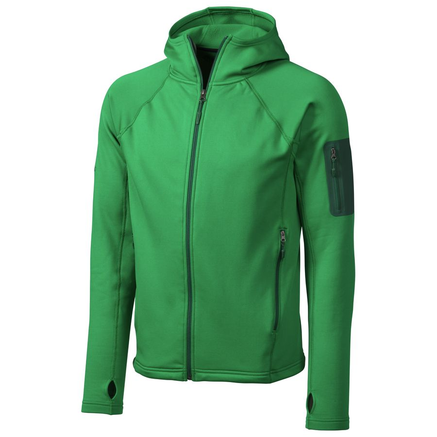 Marmot Stretch Fleece Hooded Jacket - Men's