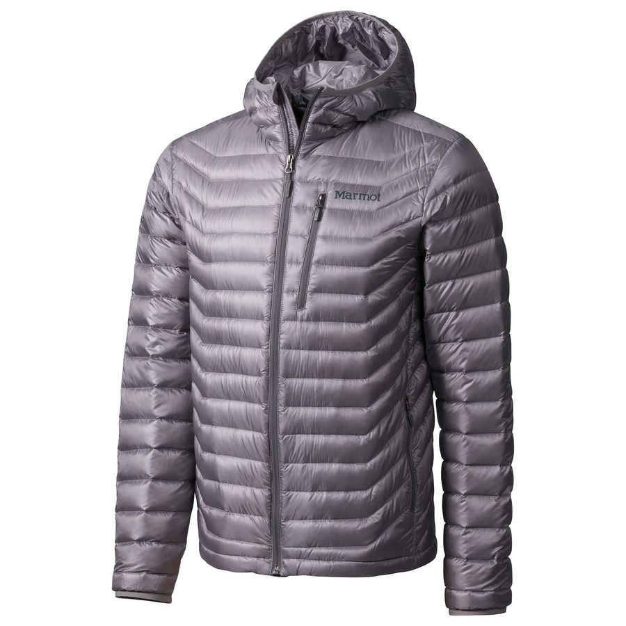 Marmot Quasar Hooded Down Jacket - Men's