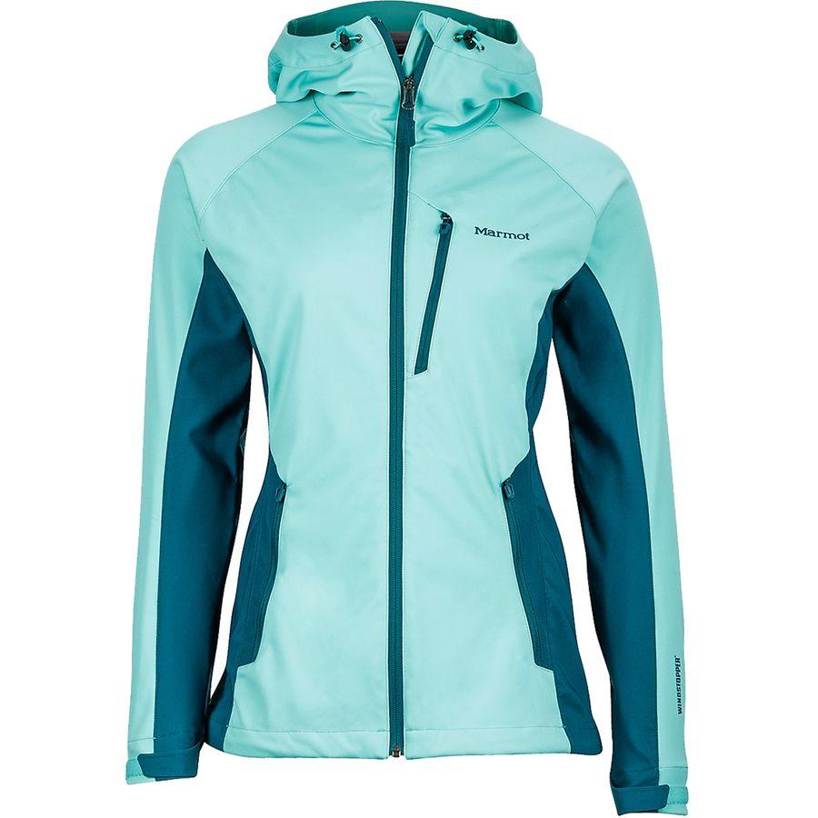 Womens softshell jackets