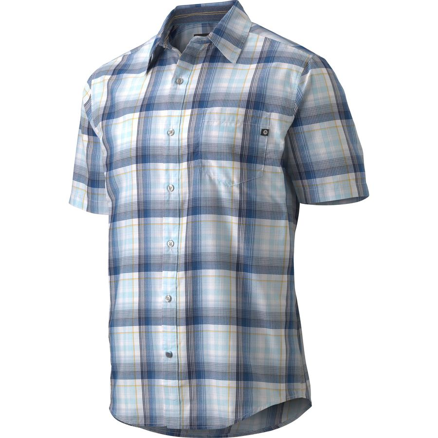 Marmot Notus Shirt - Short-Sleeve - Mens