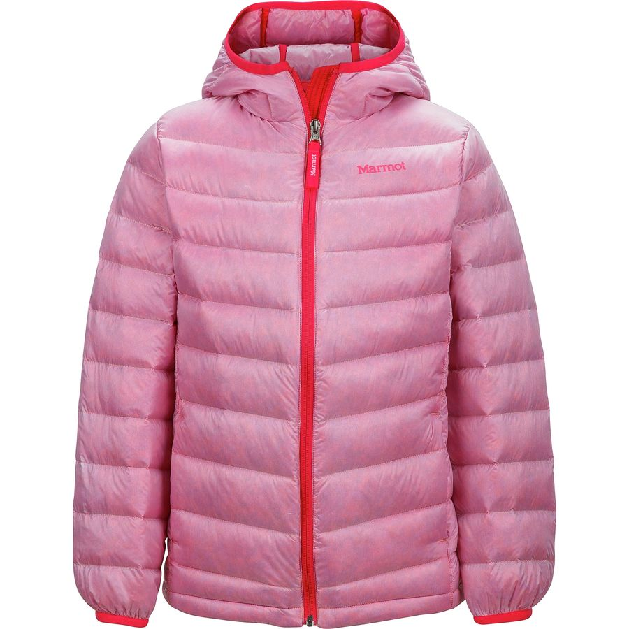 Marmot Nika Down Hooded Jacket - Girls