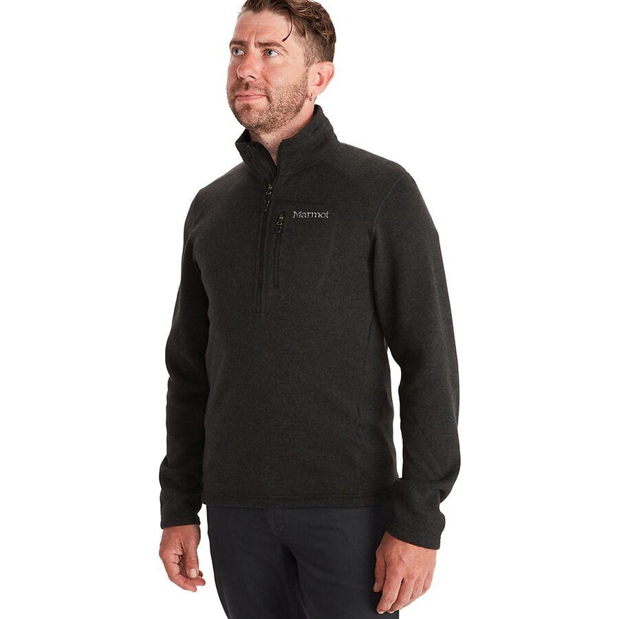 Marmot Stretch 1/2-Zip Fleece Jacket - Mens