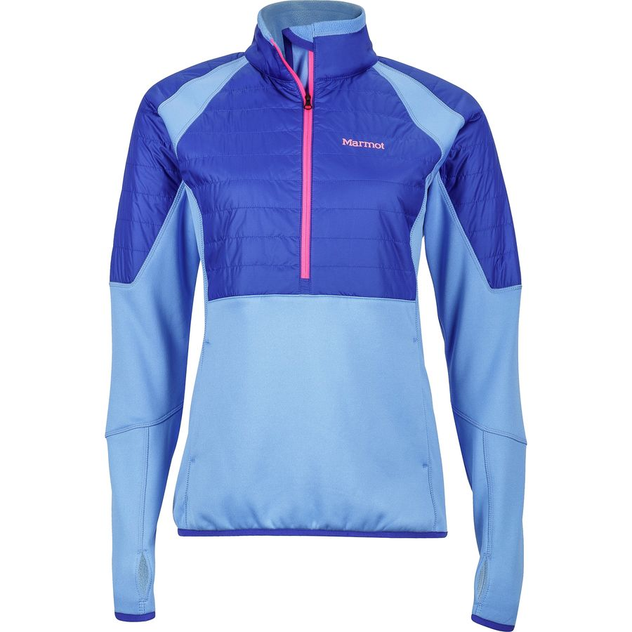 Marmot Furiosa 1/2-Zip Fleece Jacket - Womens