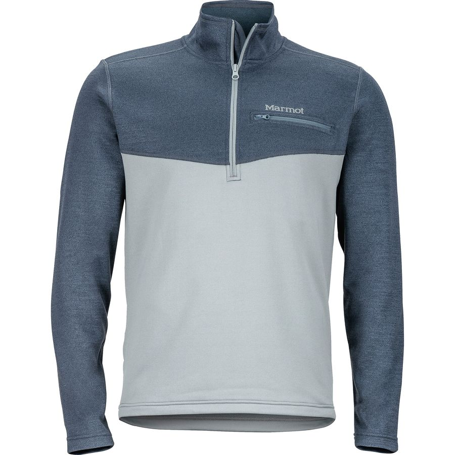 Marmot Torbin 1/2-Zip Fleece Jacket - Mens