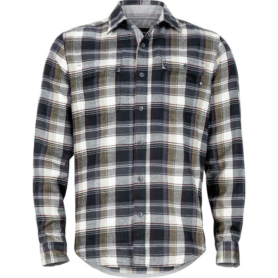 marmot jasper flannel shirt men 39 s