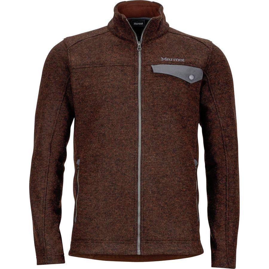 Marmot Poacher Pile Fleece Jacket - Mens