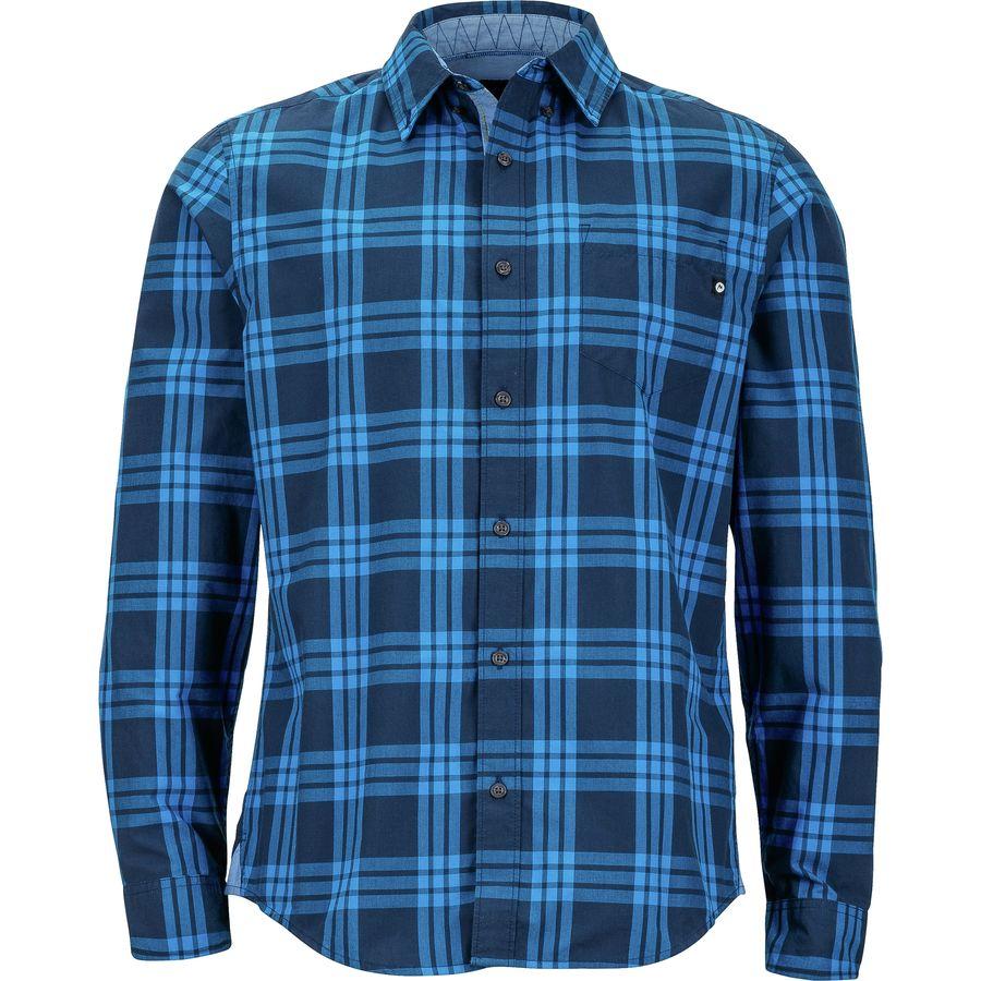 Marmot Cobblestone Shirt - Long-Sleeve - Men's
