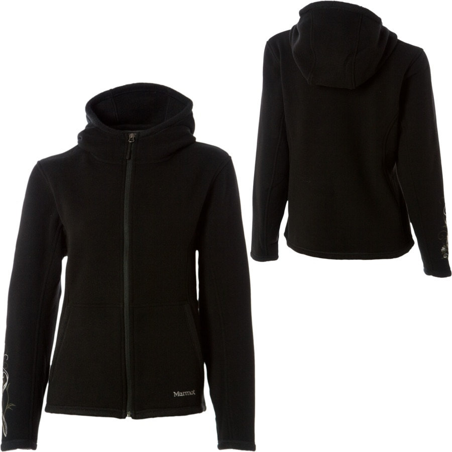Hooded Fleece Jackets For Women - JacketIn