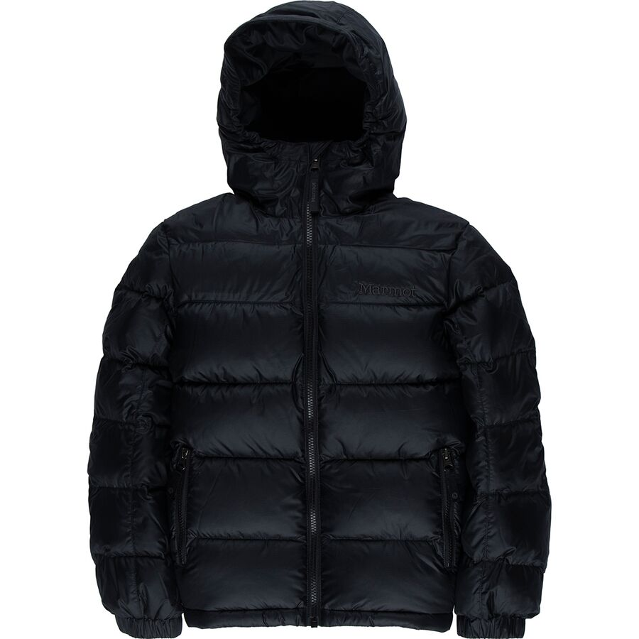 Marmot Guides Down Hooded Jacket Boys Backcountry Com