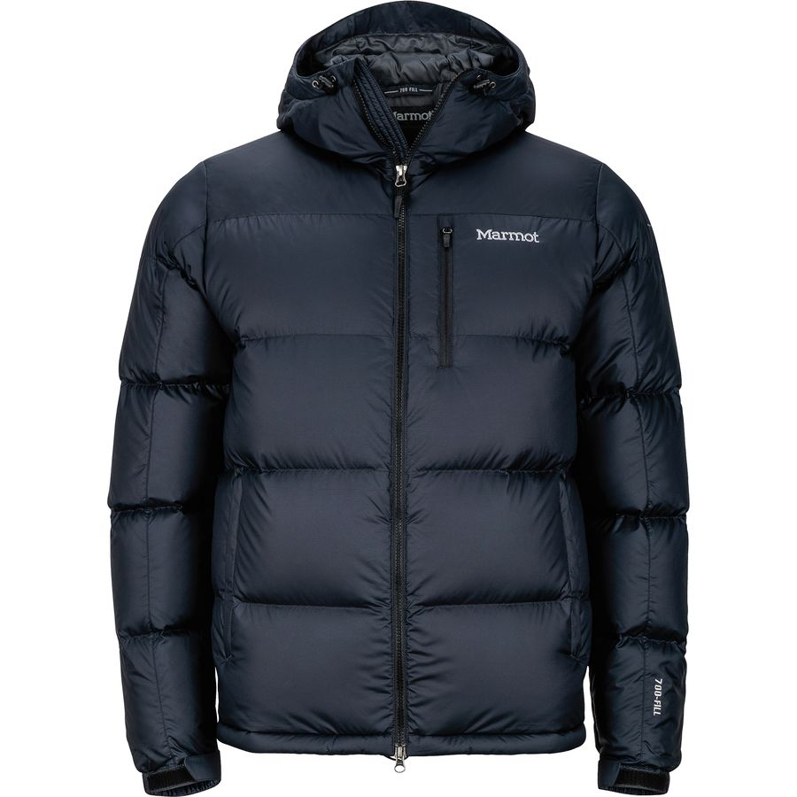 Marmot Guides Hooded Down Jacket - Menu0026#39;s | Backcountry.com