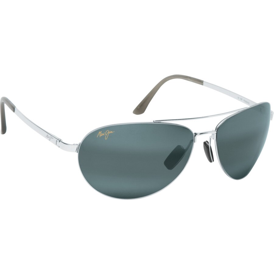 Maui jim pilot polarized sunglasses for Maui jim fishing glasses