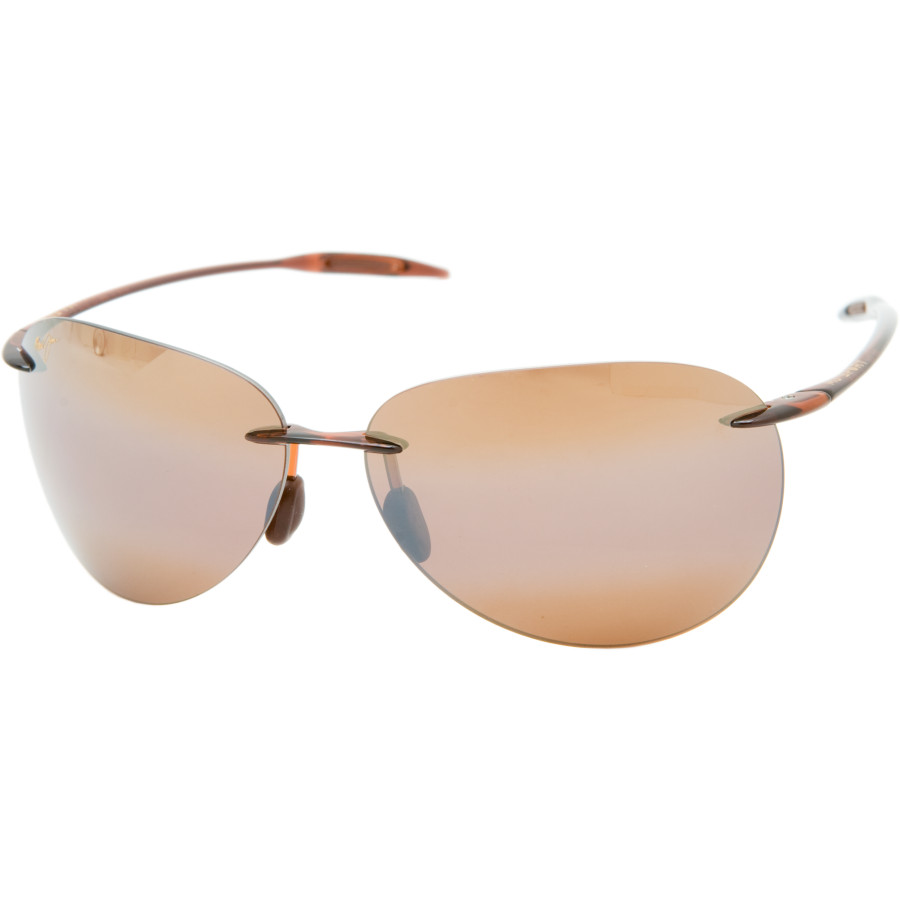 Maui jim sugar beach polarized sunglasses for Maui jim fishing glasses