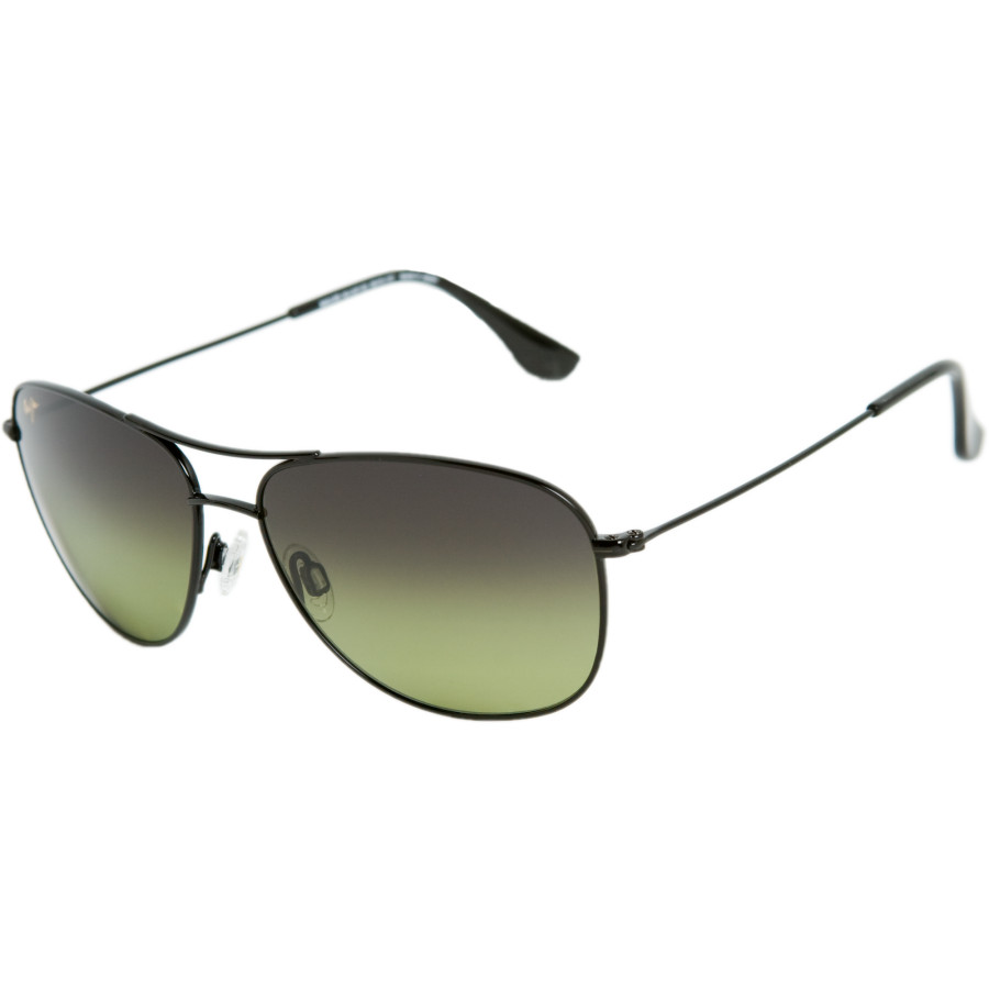 Maui jim cliff house sunglasses polarized for Maui jim fishing glasses