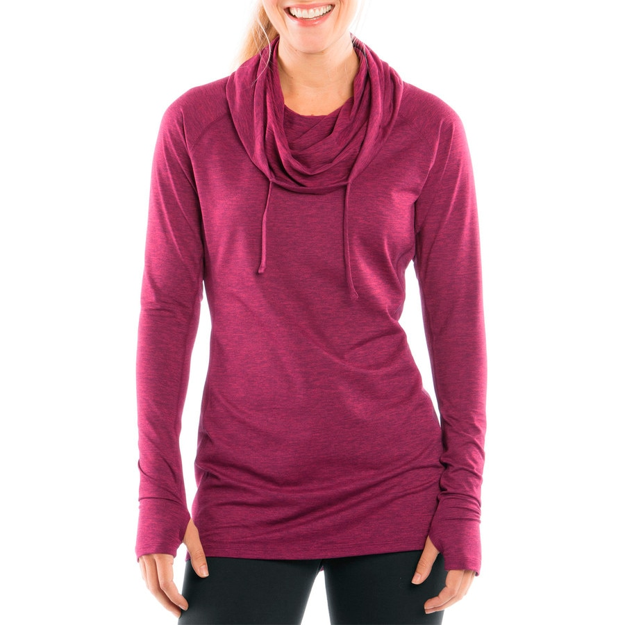 Moving Comfort Chic Pullover Hoodie