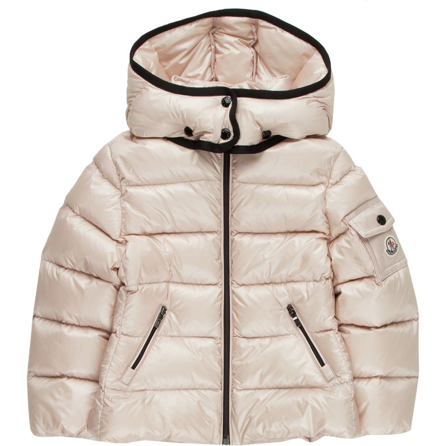 moncler berre down jacket toddler girls 39. Black Bedroom Furniture Sets. Home Design Ideas