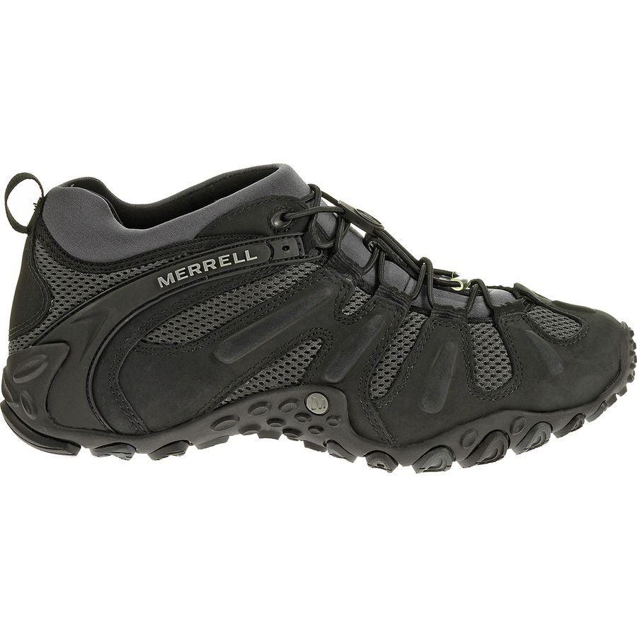 merrell chameleon prime stretch hiking shoe mens