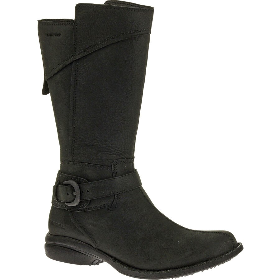 Merrell Captiva Buckle-Down Waterproof Boot - Womens