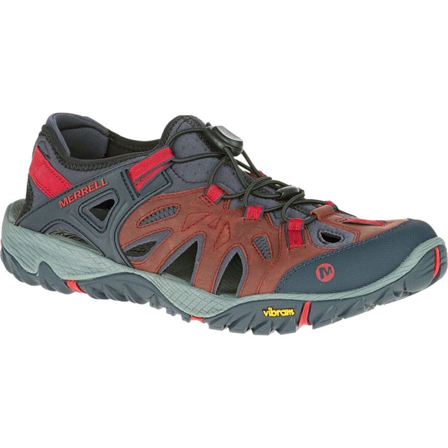 Merrell All Out Blaze Sieve Mens Shoes