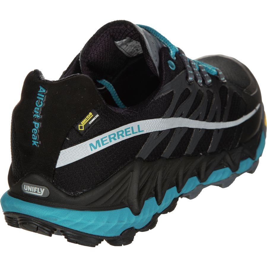 Merrell All Out Peak GTX Trail Running Shoe - Women's