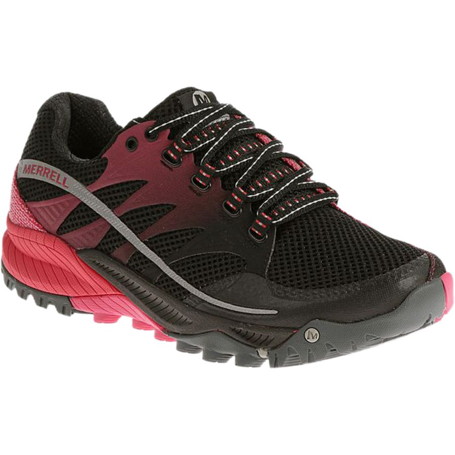 Merrell All Out Charge Trail Running Shoe - Womens