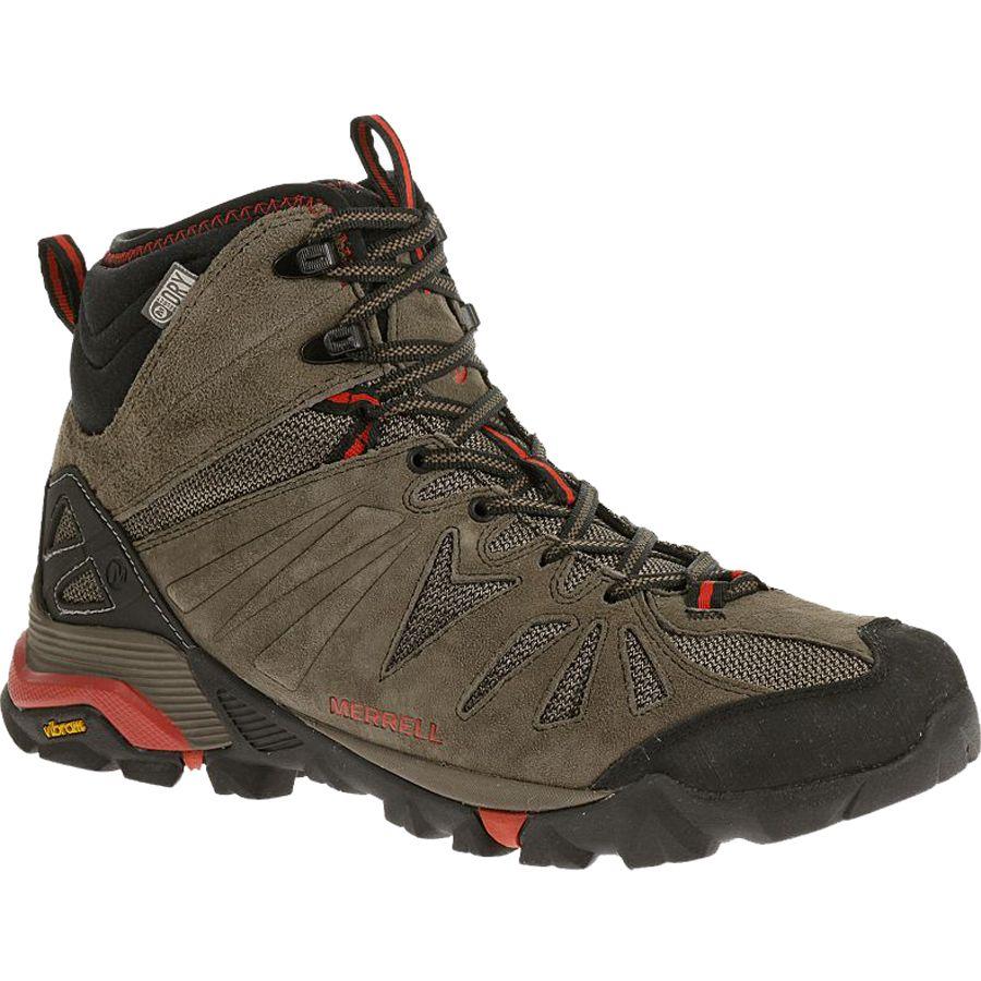Merrell Capra Mid Waterproof Hiking Boot - Mens