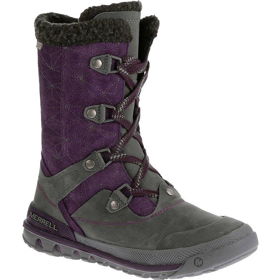 Merrell Silversun Lace Waterproof Boot - Women's