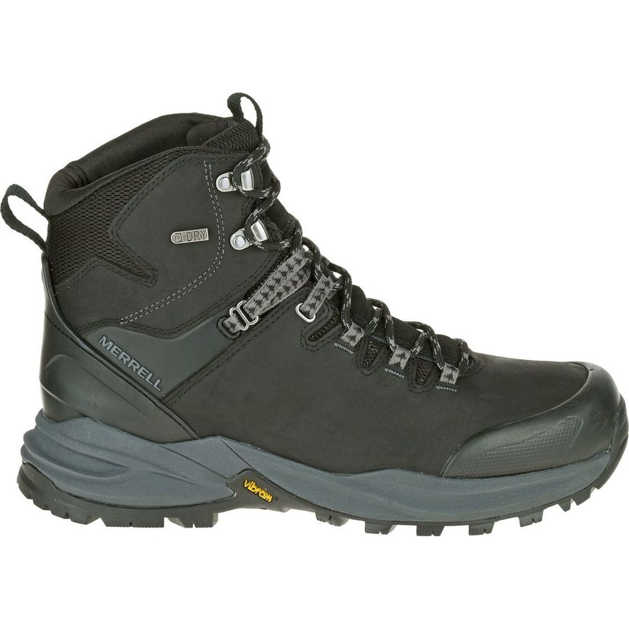 Merrell Phaserbound Waterproof Backpacking Boot - Mens
