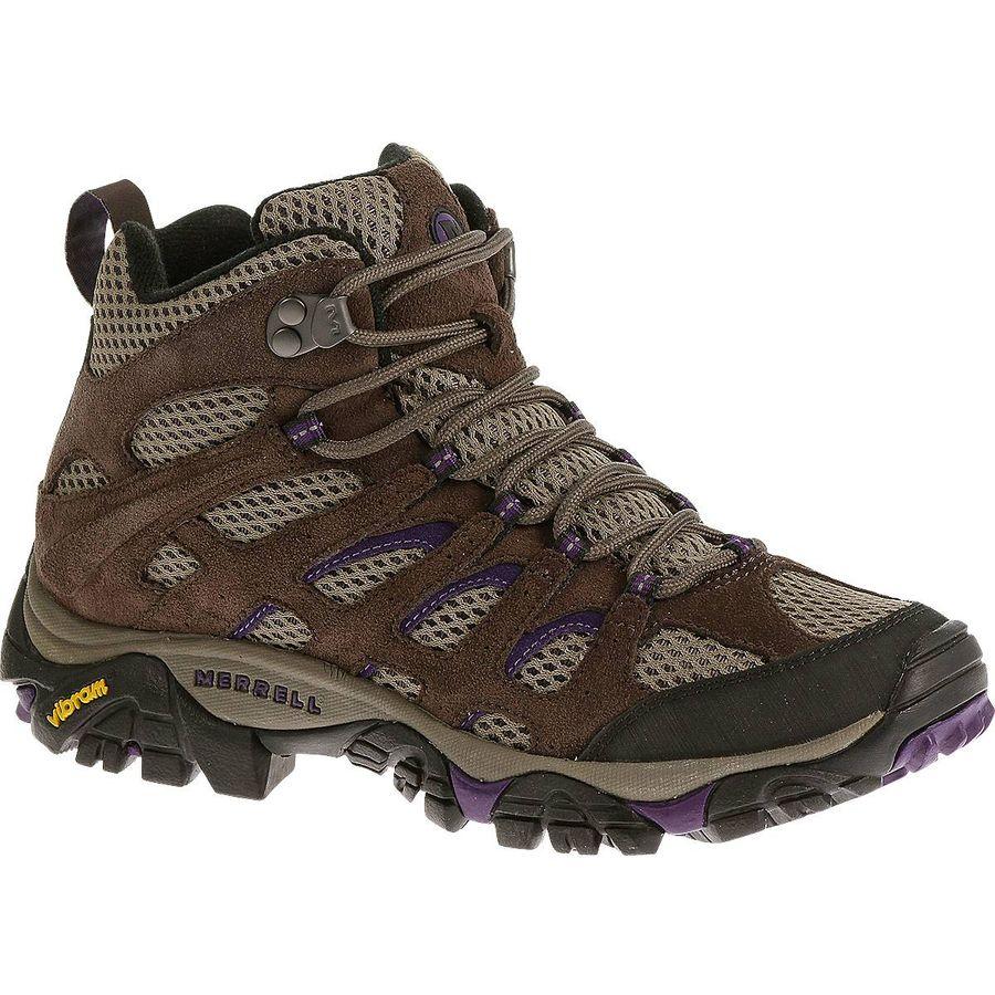 Merrell Moab Ventilator Mid Hiking Boot - Womens