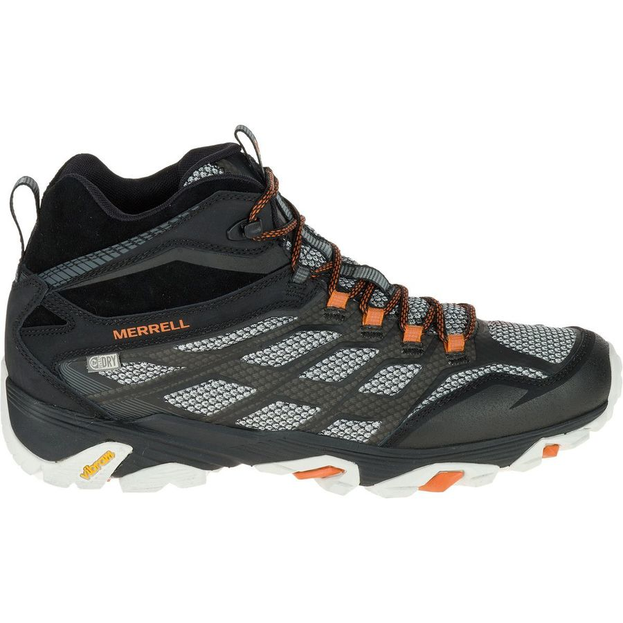 Merrell Moab FST Mid Waterproof Hiking Boot - Mens