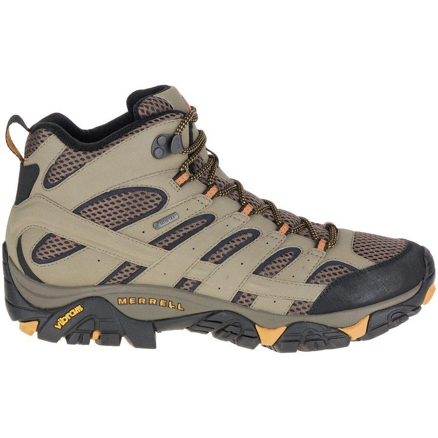 Merrell Moab 2 Mid Gtx Hiking Boot Men S Backcountry Com