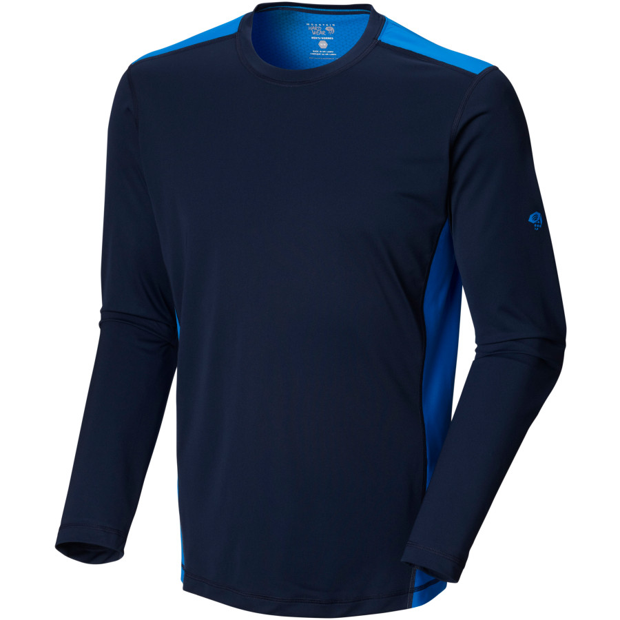 Mountain hardwear dryhiker justo t shirt long sleeve for Mountain long sleeve t shirts