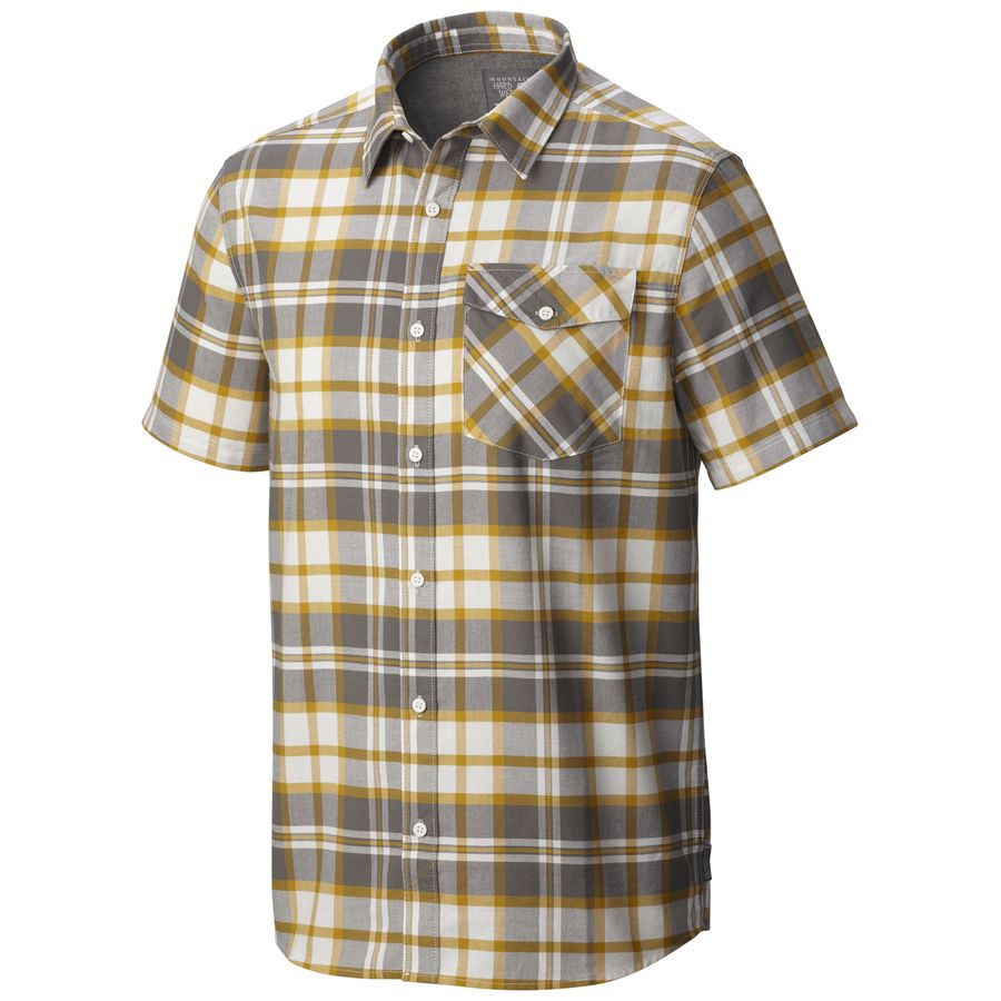 Mountain Hardwear Drummond Shirt - Short-Sleeve - Mens