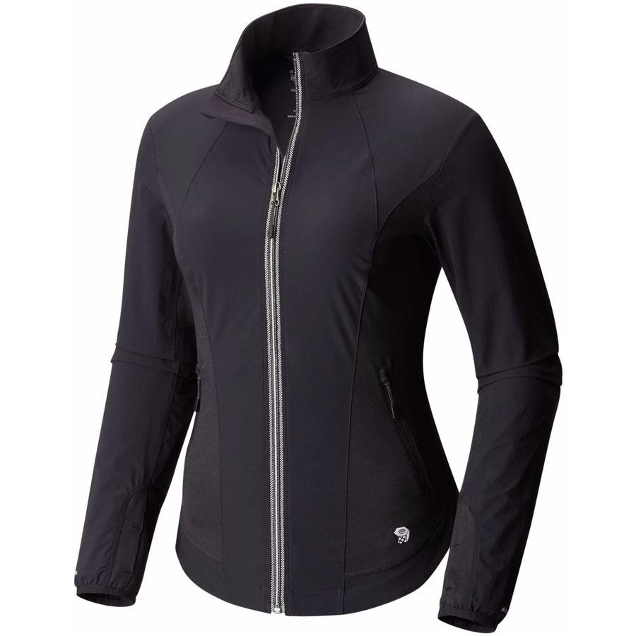 Mountain Hardwear Mighty Power Hybrid Softshell Jacket - Womens