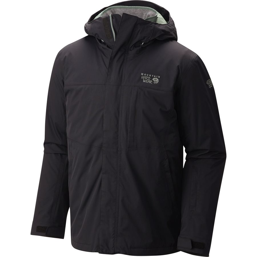 Mountain Hardwear Binx Ridge Quadfecta 3-In-1 Jacket - Mens