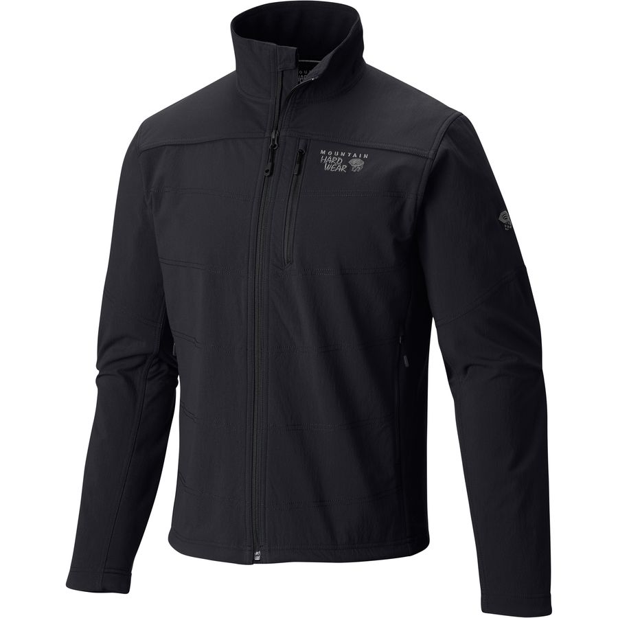 Mountain Hardwear Ruffner Hybrid Jacket - Mens