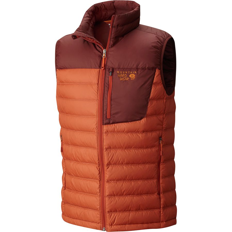 Mountain Hardwear Dynotherm Down Vest - Mens