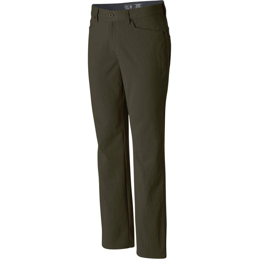 Mountain Hardwear Piero 5-Pocket Pant - Mens