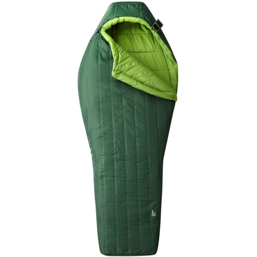 Mountain Hardwear Hotbed Flame Sleeping Bag: 20 Degree Synthetic