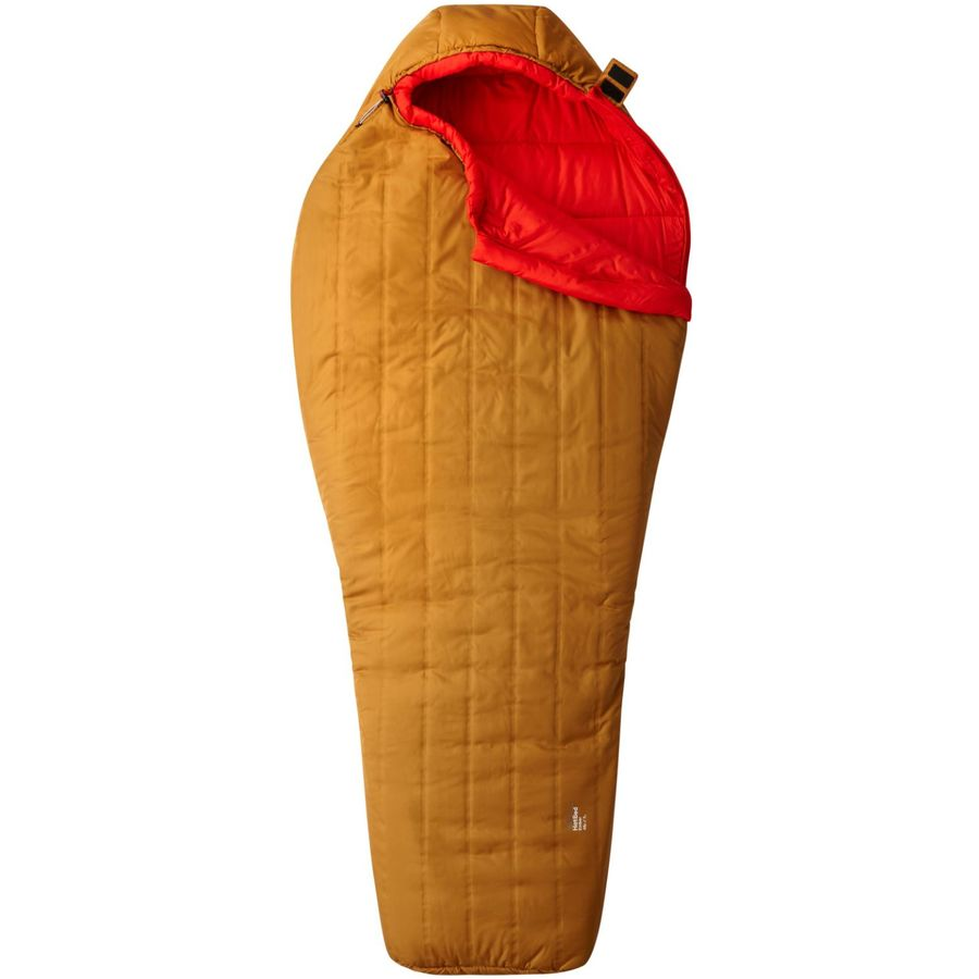 Mountain Hardwear Hotbed Ember Sleeping Bag: 42 Degree Synthetic