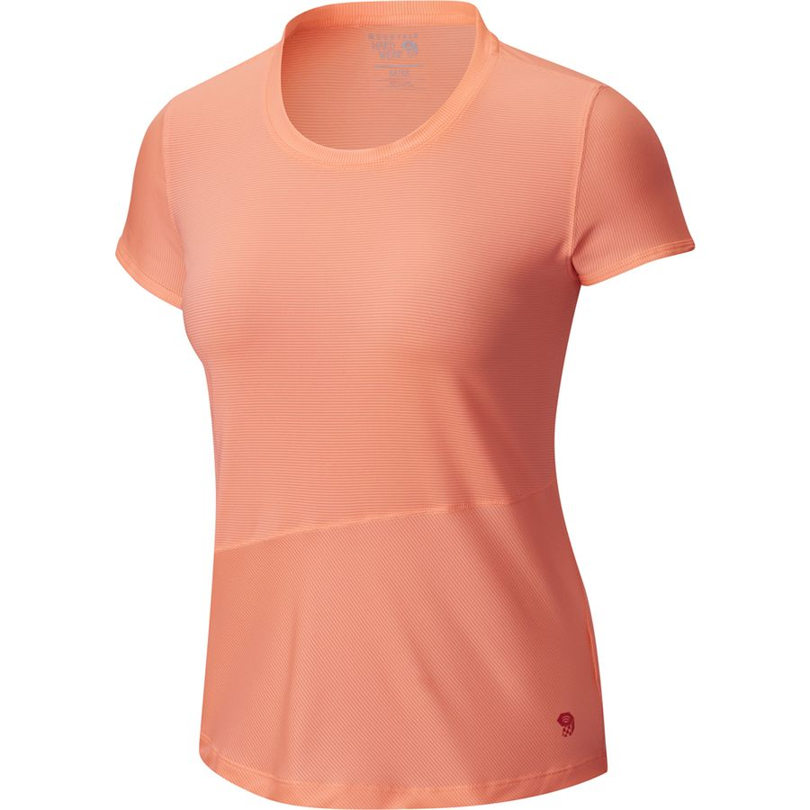 Mountain Hardwear Wicked Lite Shirt - Short-Sleeve - Womens