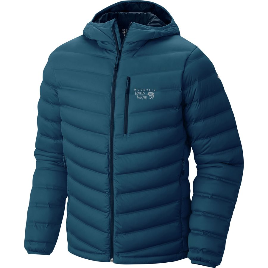 Mountain Hardwear StretchDown Hooded Jacket - Mens
