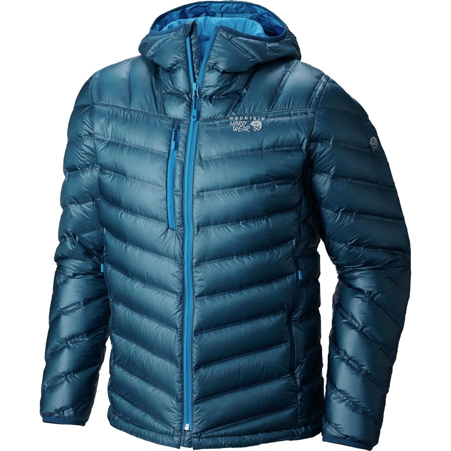 Mountain Hardwear StretchDown RS Hooded Jacket - Mens