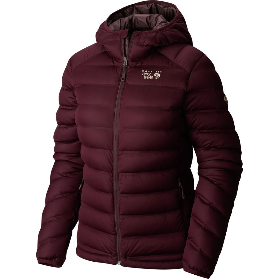 Mountain Hardwear Stretchdown Hooded Down Jacket - Womens