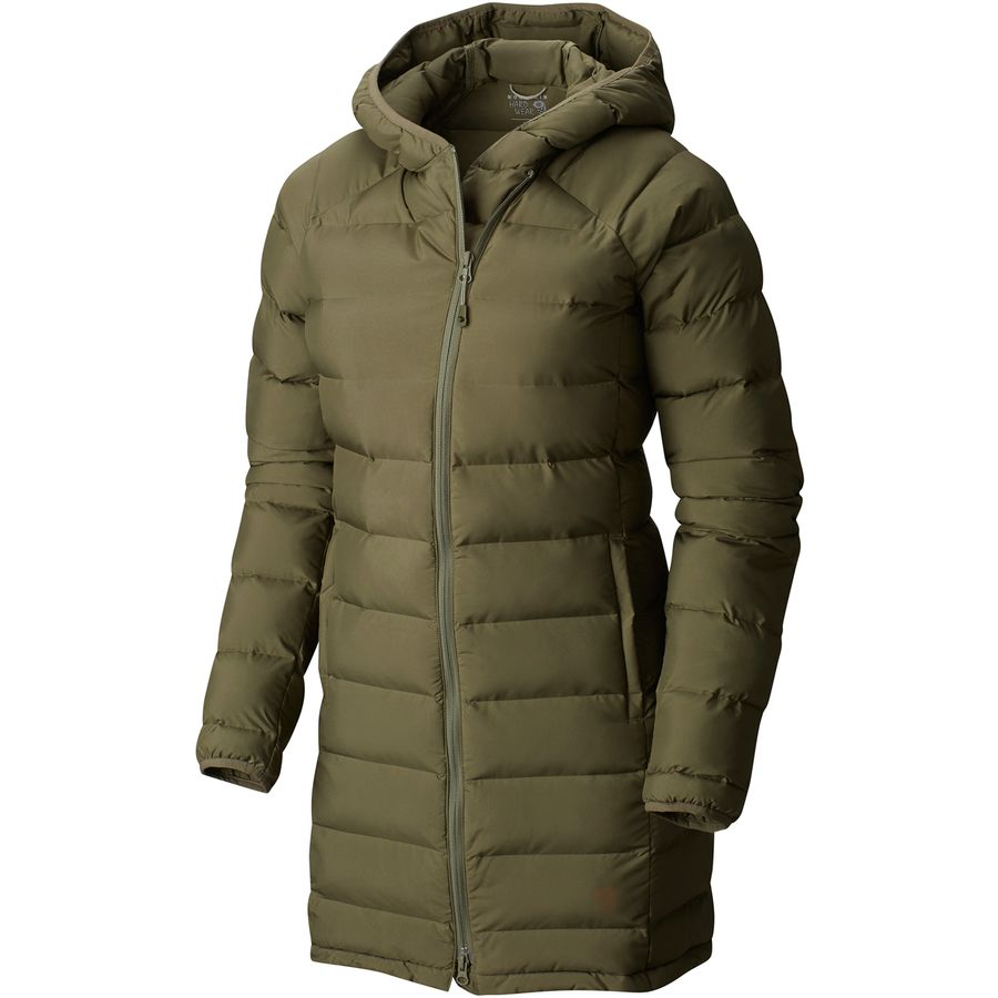 Mountain Hardwear Thermacity Insulated Parka - Womens
