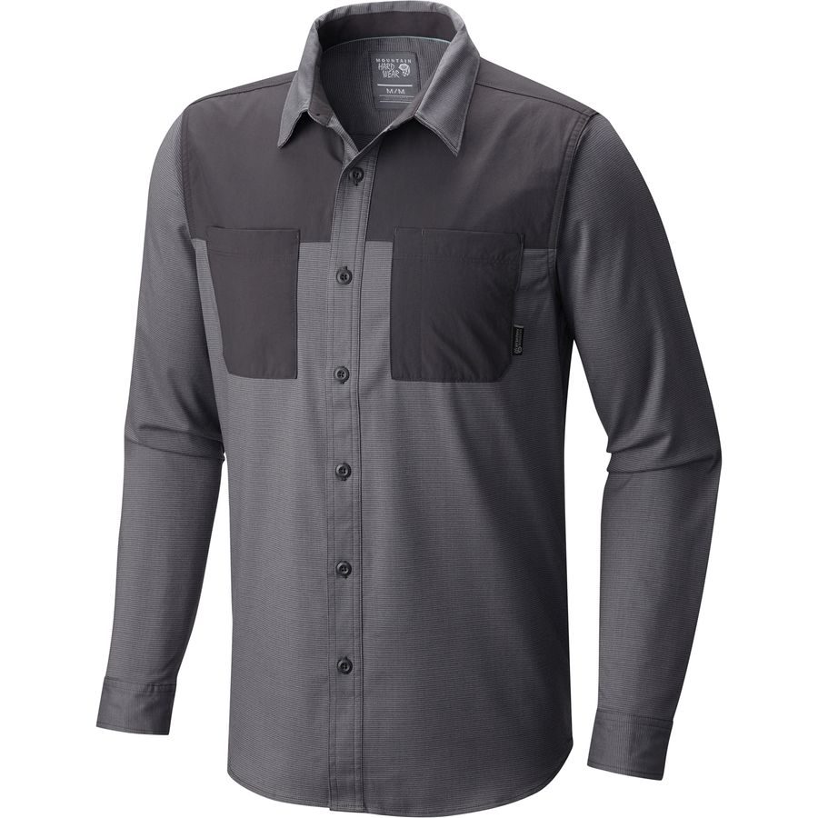 Mountain Hardwear Stretchstone Utility Shirt - Mens