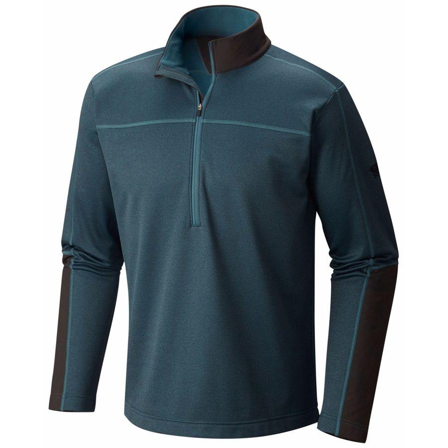 Mountain Hardwear Kiln 1/4-Zip Fleece Jacket - Mens