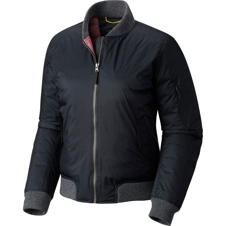 Mountain Hardwear StudioGrand Bomber Jacket - Womens